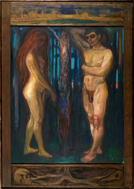 Munch, Edvard: Metabolism. Fine Art Print/Poster. Sizes: A4/A3/A2/A1 (0068)